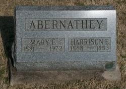 Mary Elizabeth <i>Lawson</i> Abernathey