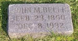 John M Bellis