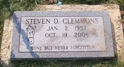 Steven D Clemmons