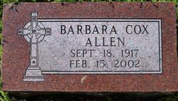 Barbara Helen <i>Cox</i> Allen Ferbert