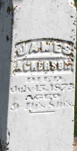 James Ackerson