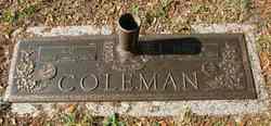 Ethel Marie <i>Altman</i> Coleman