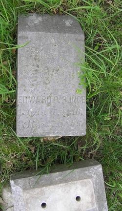 Edward P Bunce