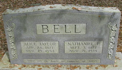 Alice Francis <i>Taylor</i> Bell