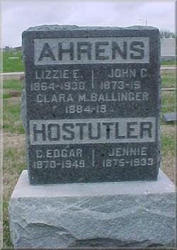 John C. Ahrens
