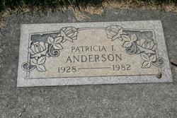 Patricia I Anderson