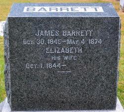 Elizabeth <i>Carmon</i> Barrett