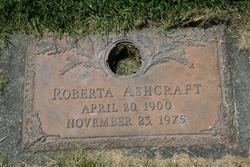 Roberta Ashcraft