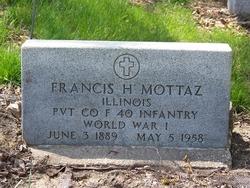 Francis H. Mottaz