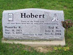 Ted K Hobert