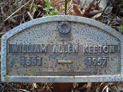 William Allen Keeton