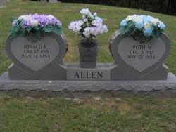 Donald E. Allen