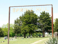 Spring Hill Cemetery