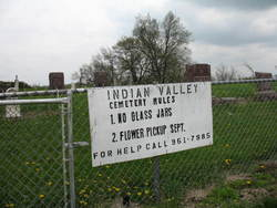 Indian Valley Cemetery