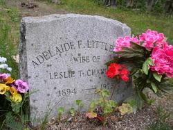 Adelaide Florence Addie <i>Littlefield</i> Chandler