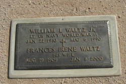 William L Waltz, Jr