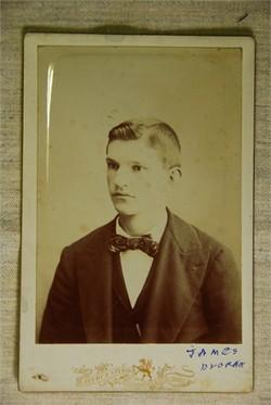 James John Dvorak, I