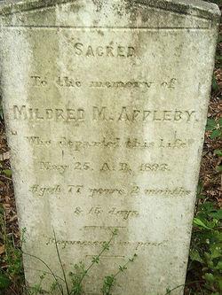 Mildred M. <i>Stokes</i> Appleby