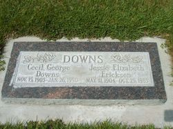 Cecil George Downs