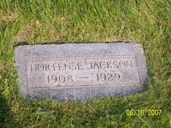 Hortense Jackson