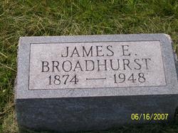 James E Broadhurst