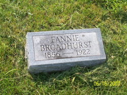 Fannie Broadhurst
