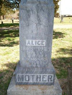 Alice Bybee