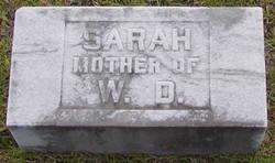 Sarah Jane <i>Hodges</i> Sheppard