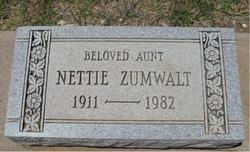 Nettie Blanche Zumwalt