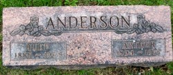 Mrs Budd <i>Blough</i> Anderson