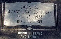 Jack E. Brinlee