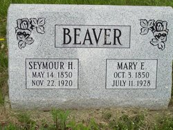 Seymour H Beaver