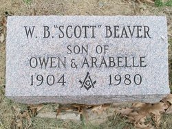 W B Scott Beaver