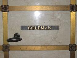 Jessie May <i>Harlan</i> Coleman