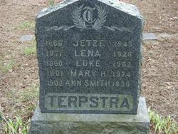 Ann <i>Terpstra</i> Smith
