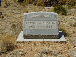 Pawnee Annibel <i>Simpson</i> Kenyon