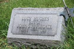 Lucy <i>Hughes</i> Applegate