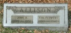 Eva <i>Flowers</i> Allison