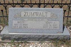 Boyn Zumwalt
