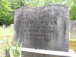 Frank Charles Holden