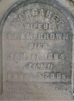 Margaret Miller <i>Allen</i> Brown