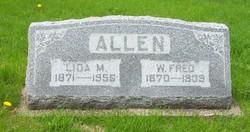Lida Mae <i>Ingels</i> Allen