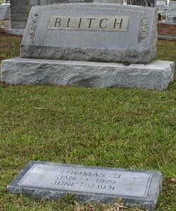 Thomas Jefferson Blitch, Sr