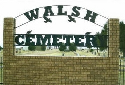 Walsh Cemetery