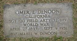 Mabel Bertha <i>Walton</i> DeNoon
