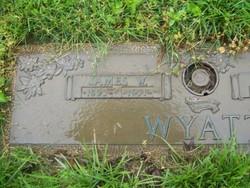 James WALTER Wyatt