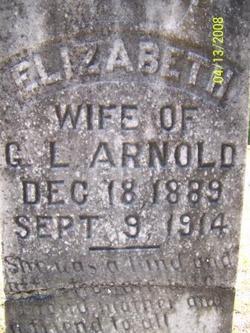 Elizabeth <i>Tise</i> Arnold