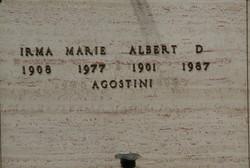 Albert D Agostini