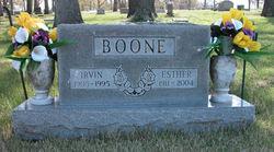 Irvin Boone