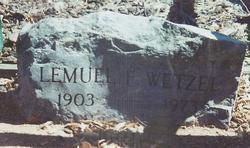Lemuel Franklin Lem Wetzel